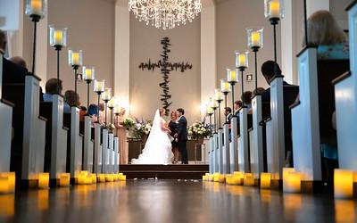 Nicole & Jonathan Wedding Aristide Colleyville