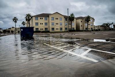 Hurricane Harvey - Campus Photos