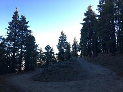 Calef Benchmark and Pinyon Ridge