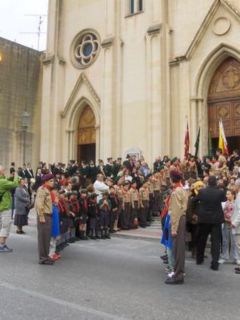 Archbishop - Duluri Parade