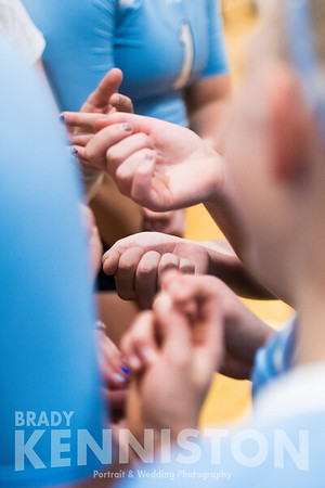 11-8-16 Garber Varsity Volleyball