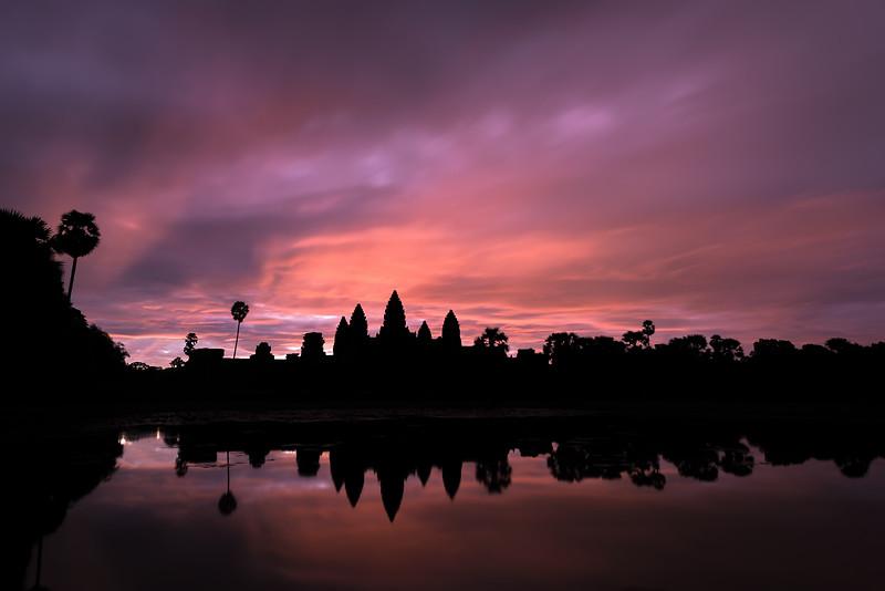 Angkor Wat Twilight