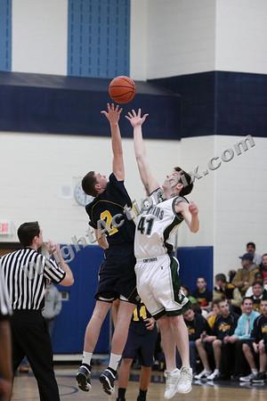 2009 03 11 Varsity Basketball District Game vs. Kettering