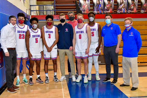 2021 Cherry Creek Senior Night - March 4 2021