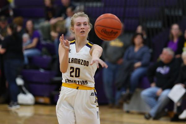 Basketball Girls Varsity vs Constantine KCHS 2/1/19