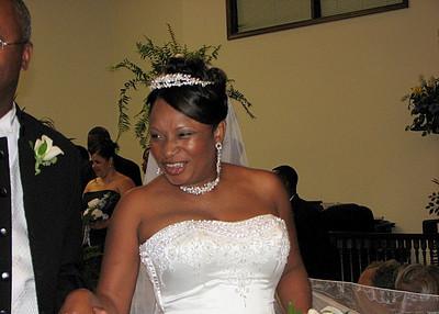 2007 - - De Douglas Wedding - Sept 22, 2007