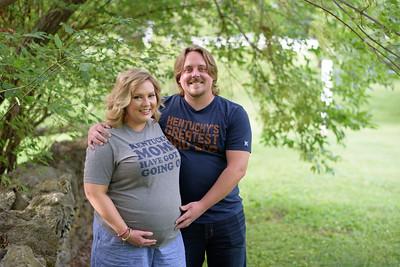 Ashley and Guy Maternity
