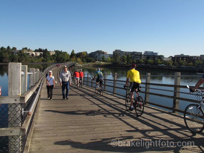Biking Galloping Goose Trail