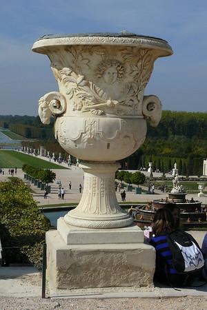 Louvre lossipark Prantsusmaal 2008