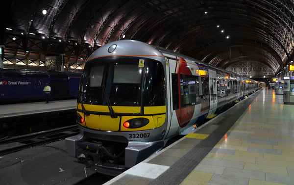 Class 332 - Heathrow Express