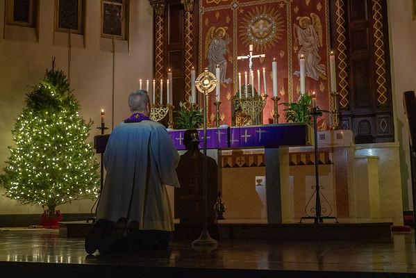 2020 Christmas Holy Hour