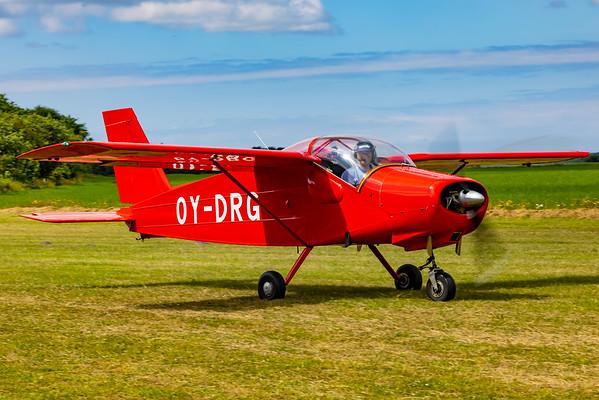 OY-DRG - MFI-9B Trainer