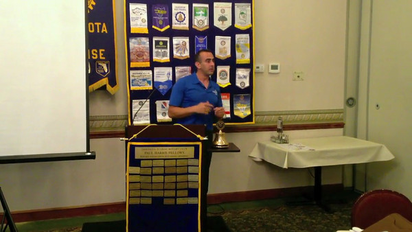 Care2Tri at Rotary Club