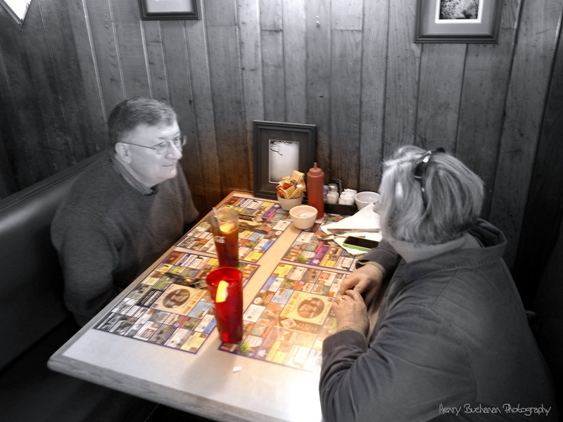 Lunch-  Knights Restaurant Blowing Rock NC