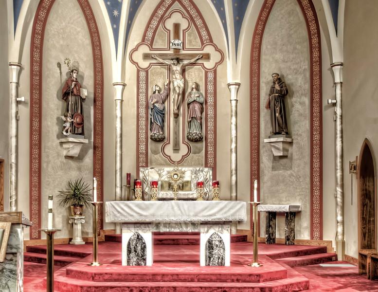 St. Bonaventure Website Slideshow