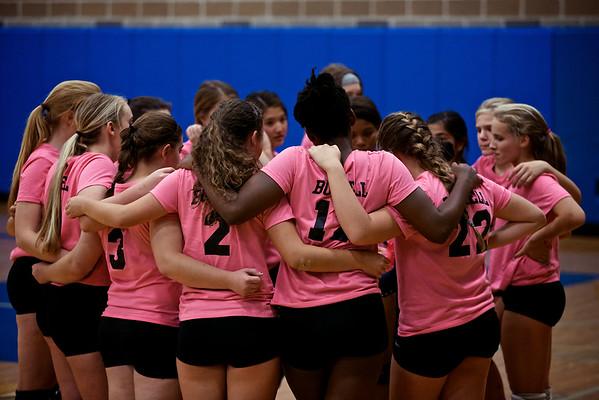 BHS Volleyball v Newport, C Team 2014