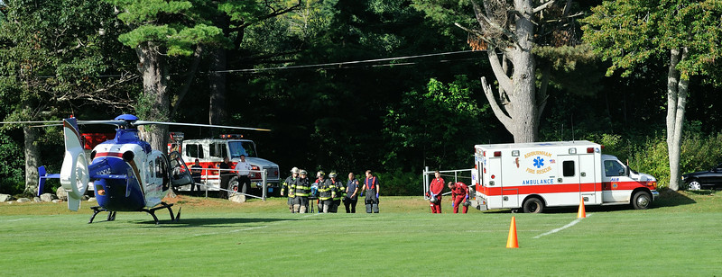 Ashburnham Mototcycle Crash 9-3-14