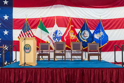 DLA Change of Command 2015