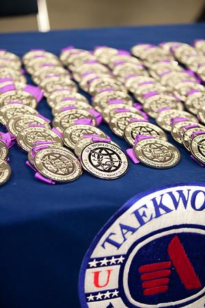 2013 US World Open TKD Tournament