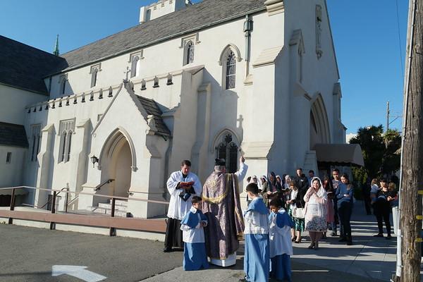 2018 Rogation Procession