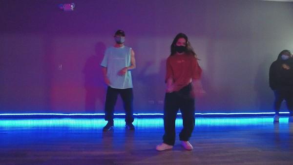 Jay & Monica - Choreo 1-10