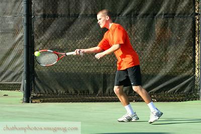 090311 - Varsity Tennis v HHS