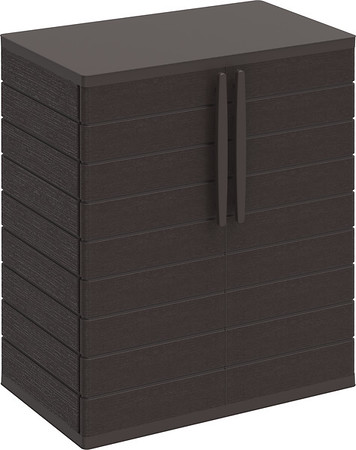 Vertical Cabinets Small #2 Brown