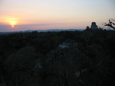 Tikal, Guatemala, May, 2006