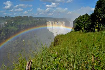 Victoria Falls, Zambia & Zimbabwe