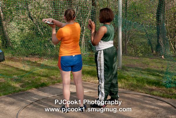 2011-04-20 Coed Track Meet