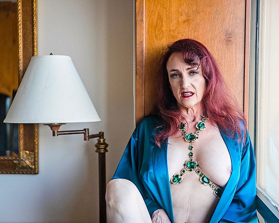 Shelly Ann Slipperyshorts - Quiet Room 2021