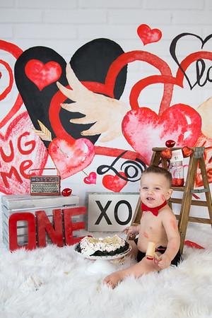 Nunzio's First Birthday