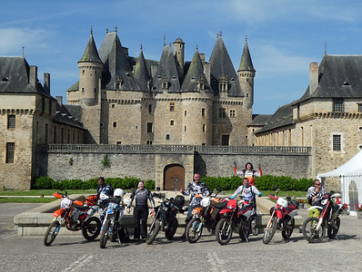 2018 Oxford TRF in France