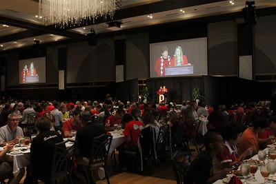 2013 PFW Legacy Meal: A Buckeye Family Reunion