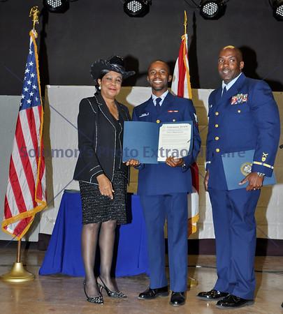 Congress Woman Frederica S. Wilson Honoring Veterans 11.09.12