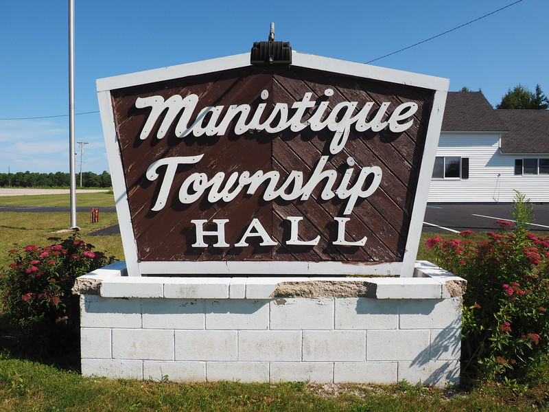 Manistique Township Hall