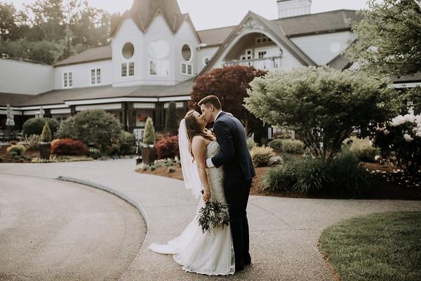 Columbia Winery Wedding | Lauren and Nick | Seattle Wedding Photographer