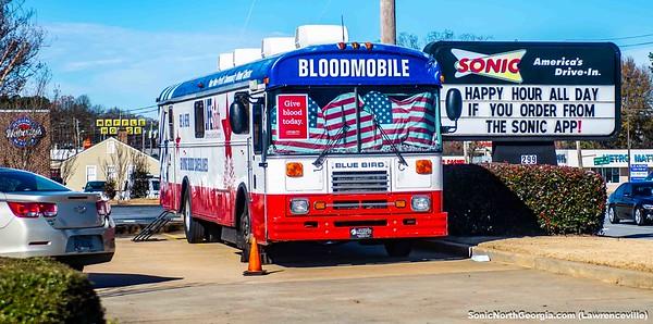 LifeSouth Blood Drive Lawrenceville Dec 2018
