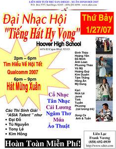 Publicity Concert for Tet 07