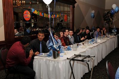 3/25/09 Stevenson Freshman, JV & Varsity Annual Basketball Banquet