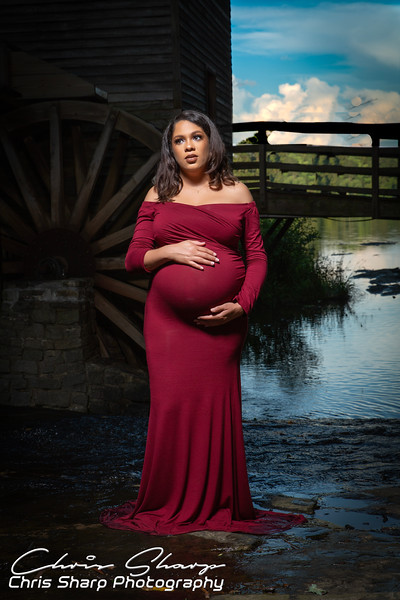 Brandy's Maternity and Proposal