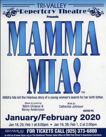 TRI-VALLEY REP'S MAMMA MIA!