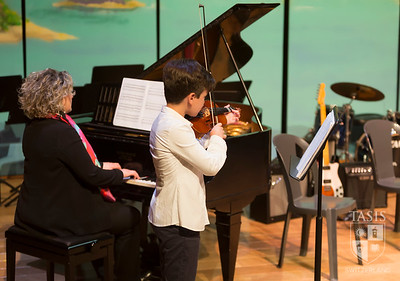 TASIS Spring Arts Festival - Instrumental Recitals