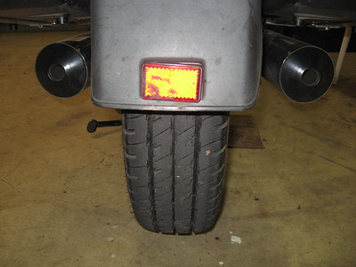 Car tire 3, Vredestein