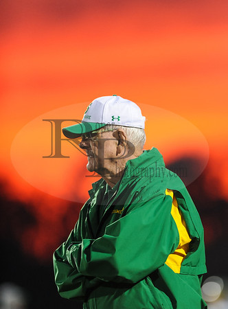 High School Football-SHS @ AR Coach McKissick's 600th Victory