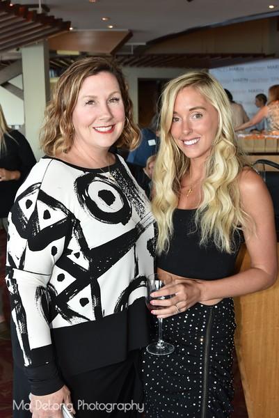 Elizabeth Noyes Kalpakjian and Skatie Noyes