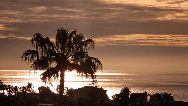 Beaulieu sur Mer - Sunrise