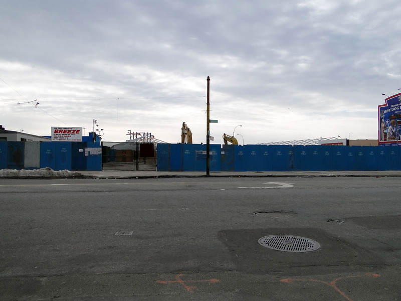 2-13-11 - former site of the Henderson building and Surf Hotel