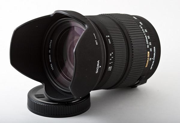 Sigma 18-200mm f/3.5-6.3 DC OS (SOLD)