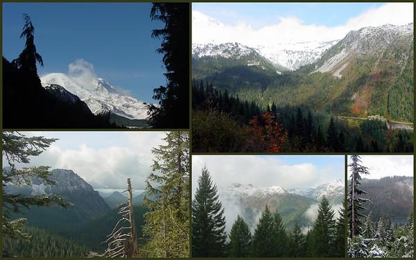 Mt Rainier NP, Washington 2001